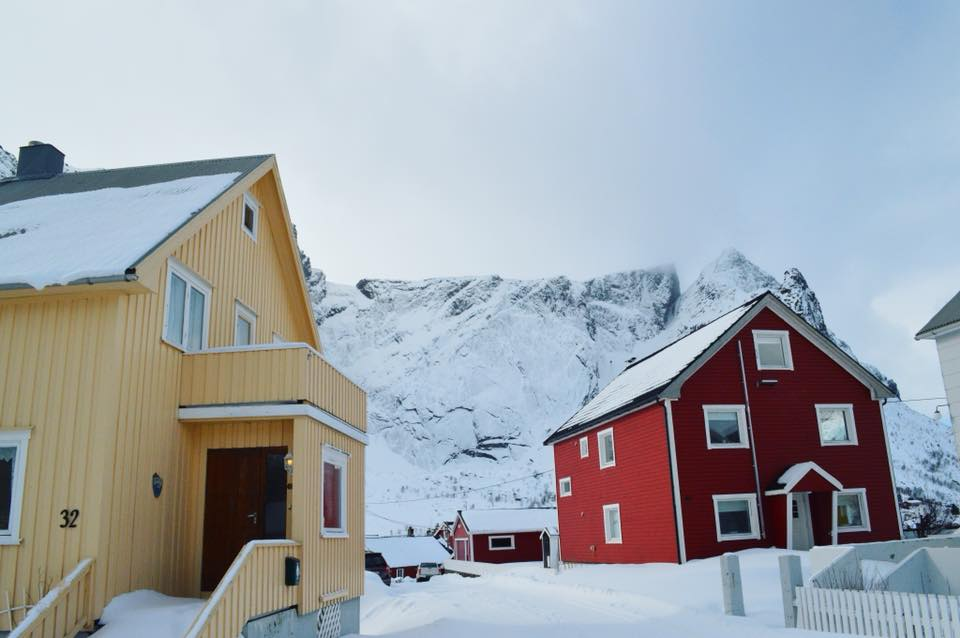 Reine, Norway. (Photo by Liz Hund/TPG)