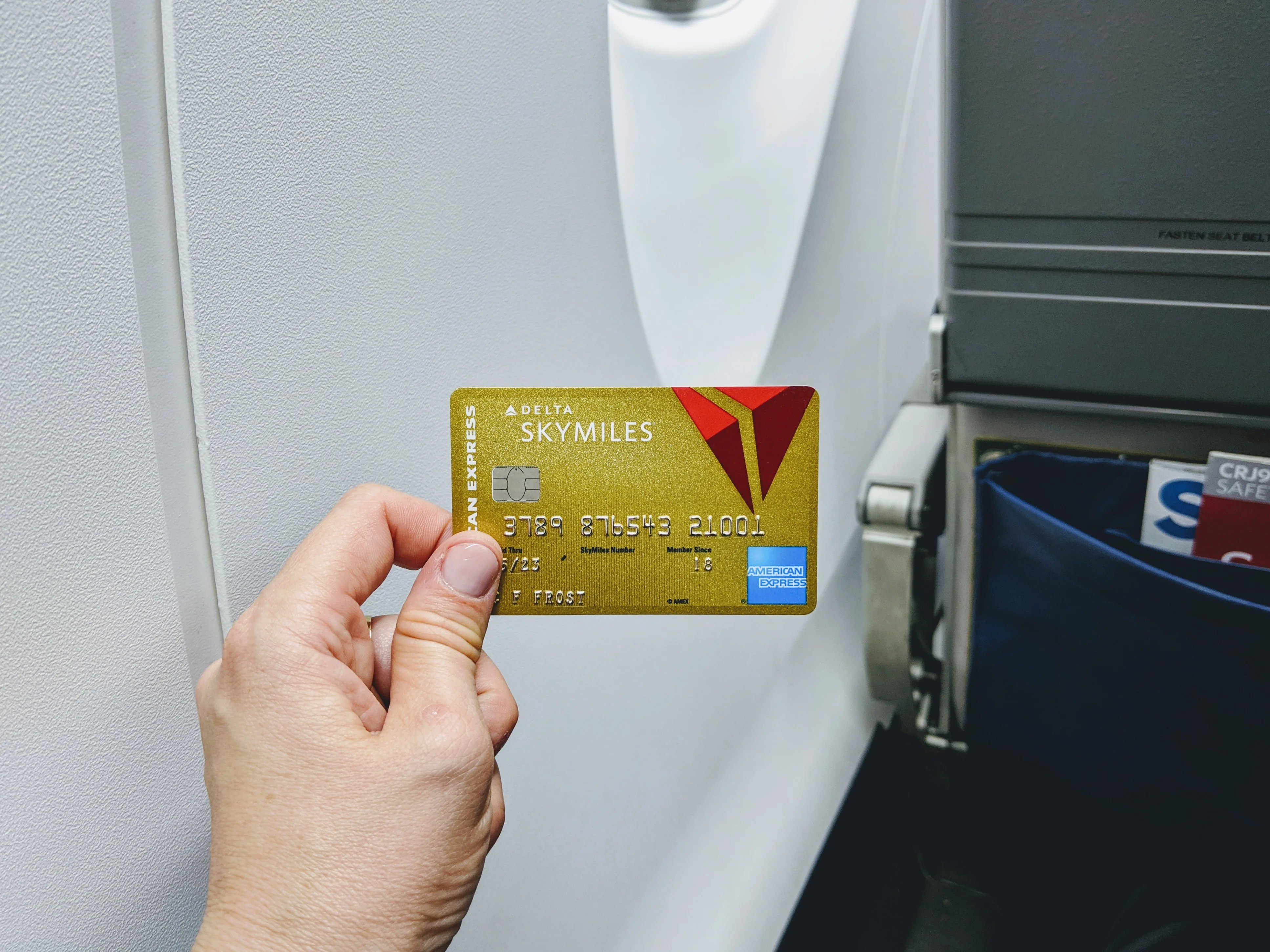 Targeted: 70,000-Point Welcome Bonus On The Gold Delta Amex