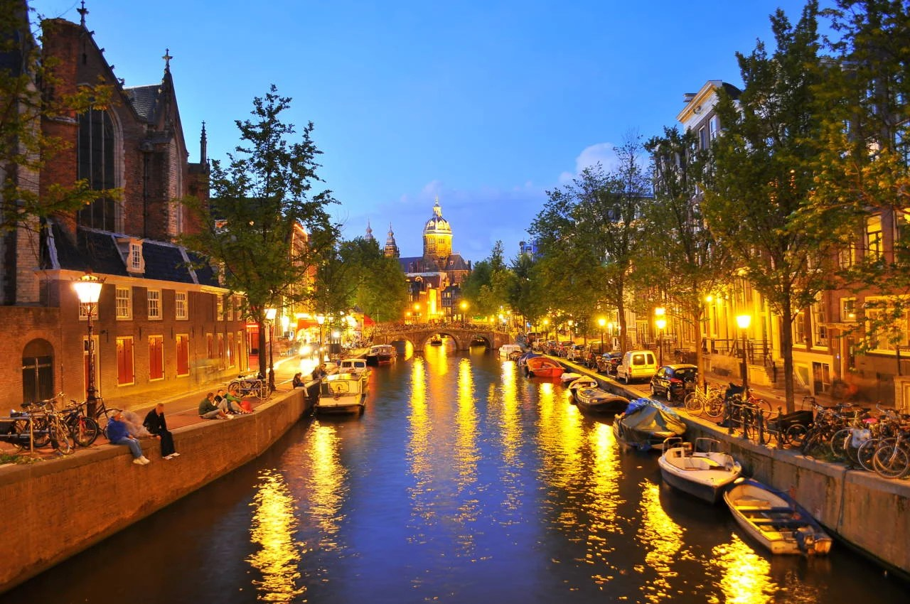 Amsterdam's raising tourist taxes — again. Here's what it will cost you.