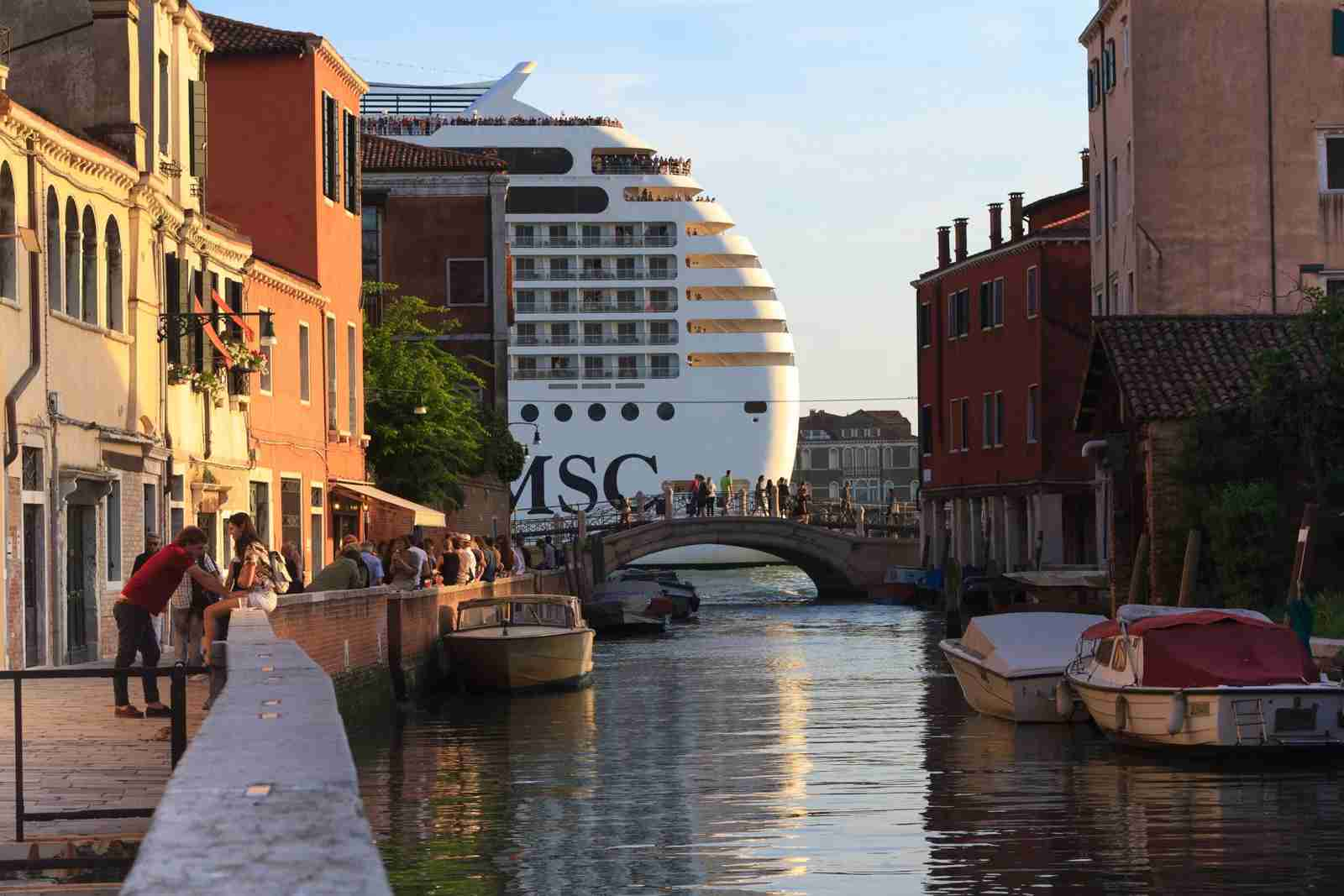 What's Really Happening With Cruise Ships in Venice