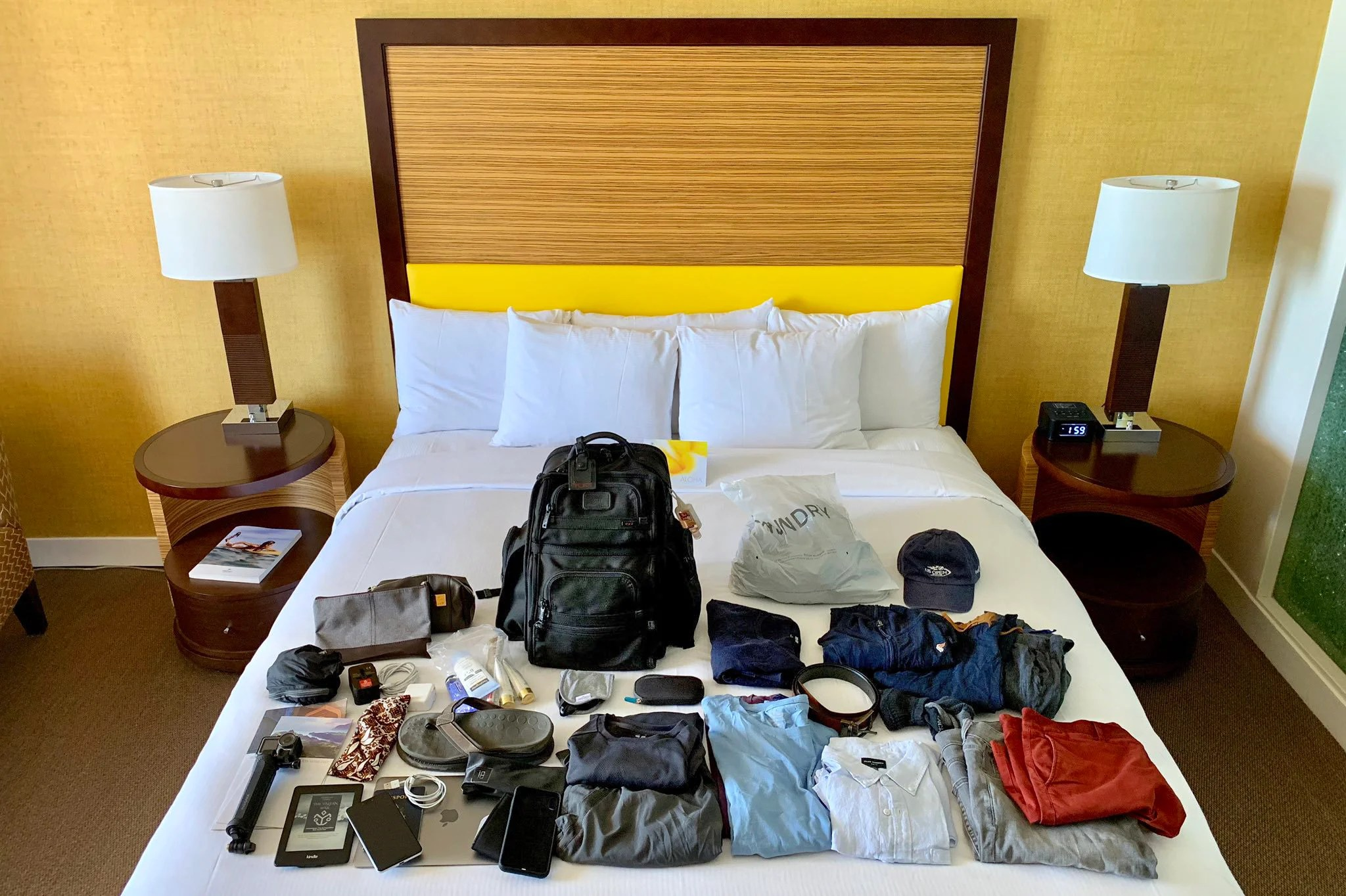 How and Why I Travel the World With Only a Tumi Backpack