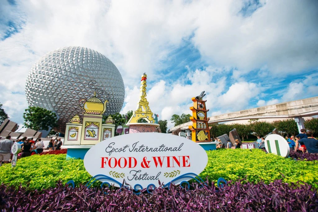 What's New at This Year's Epcot International Food & Wine Festival