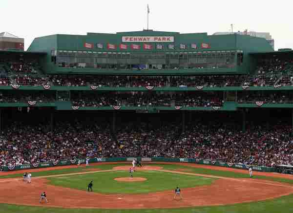 Fenway Park. (Photo by Travis Lindquist / Getty Images)