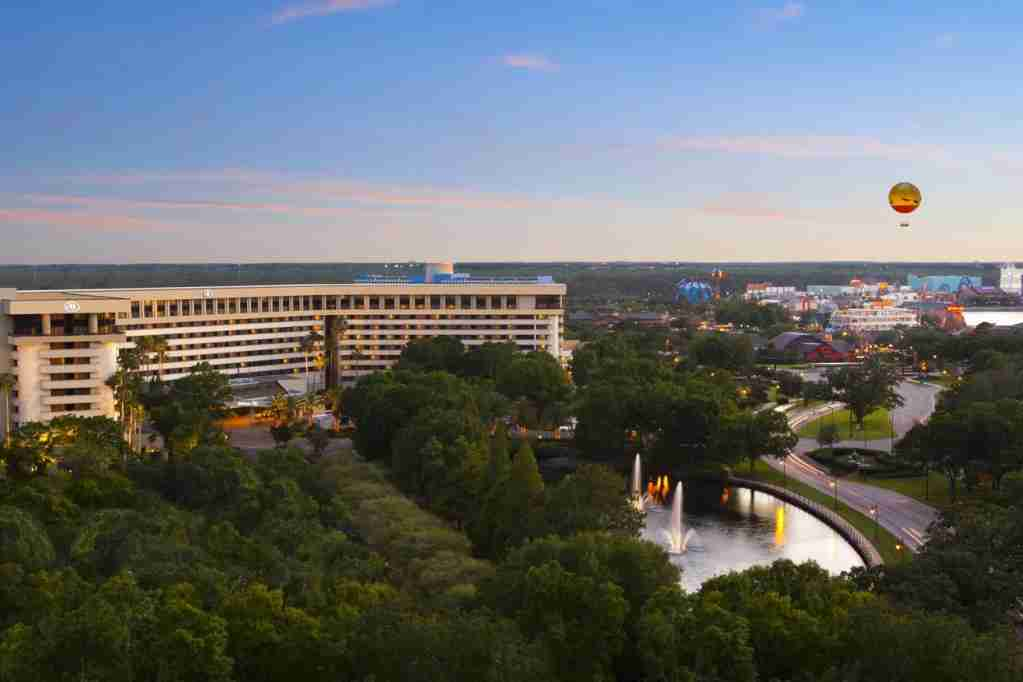 (Photo courtesy of the Hilton Orlando Lake Buena Vista – Disney Springs® Area)