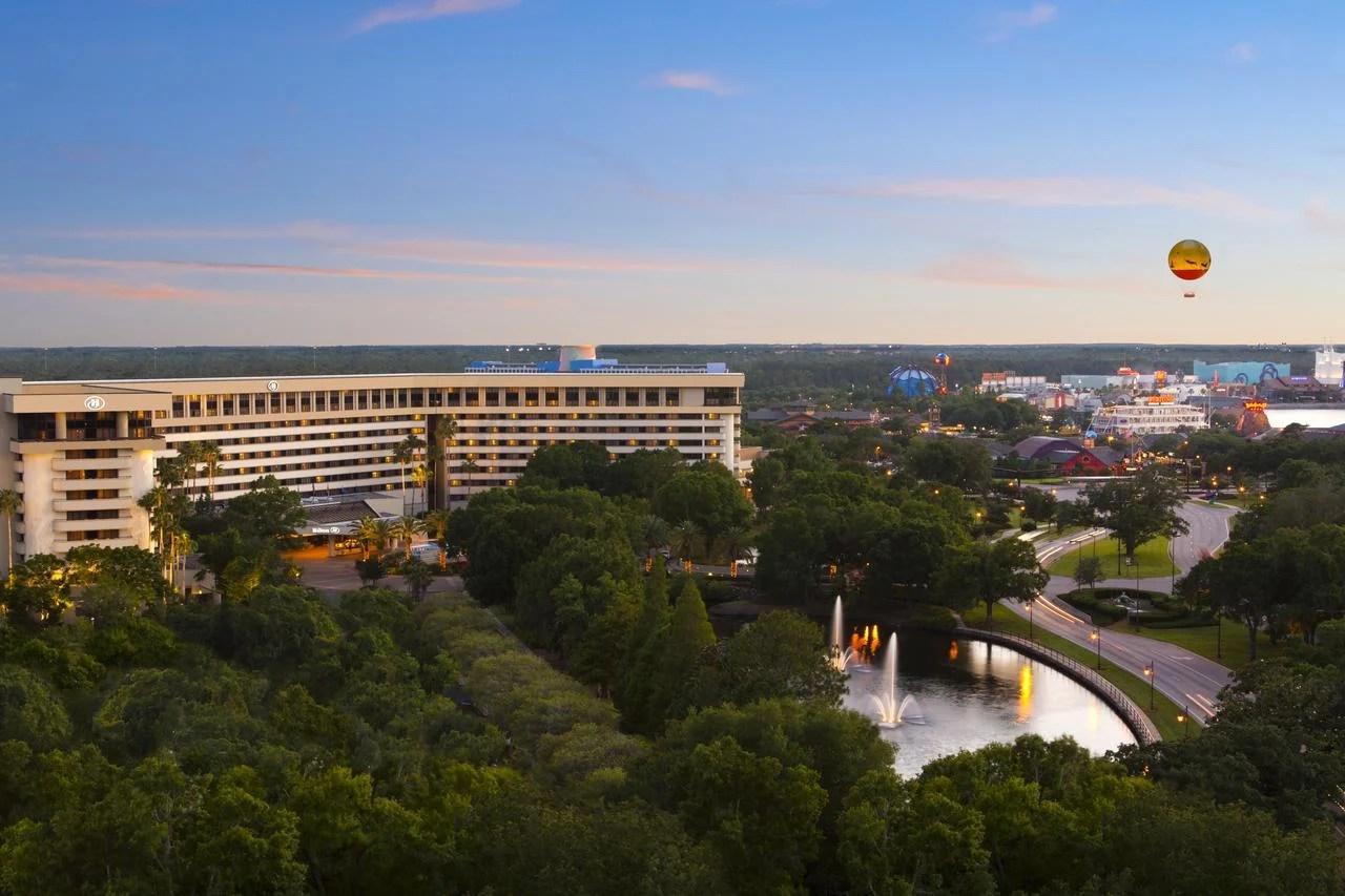 In the Shadow of the Mouse: Hilton Orlando Lake Buena Vista – Disney Springs