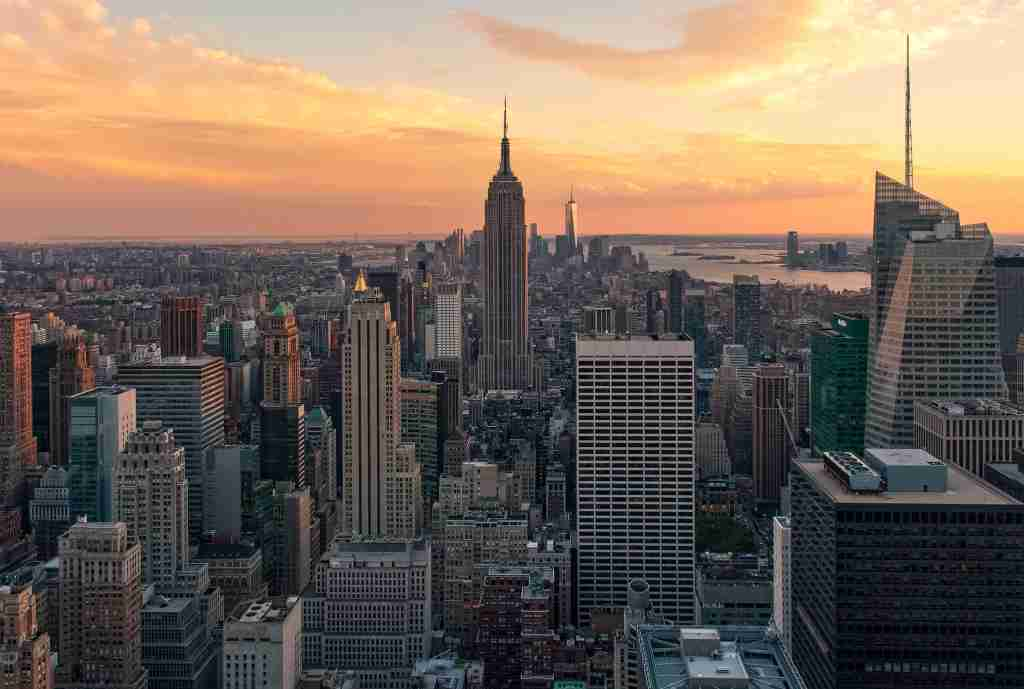 Manhattan view from the Top of the Rock (Miguel Sanz / Getty Images)