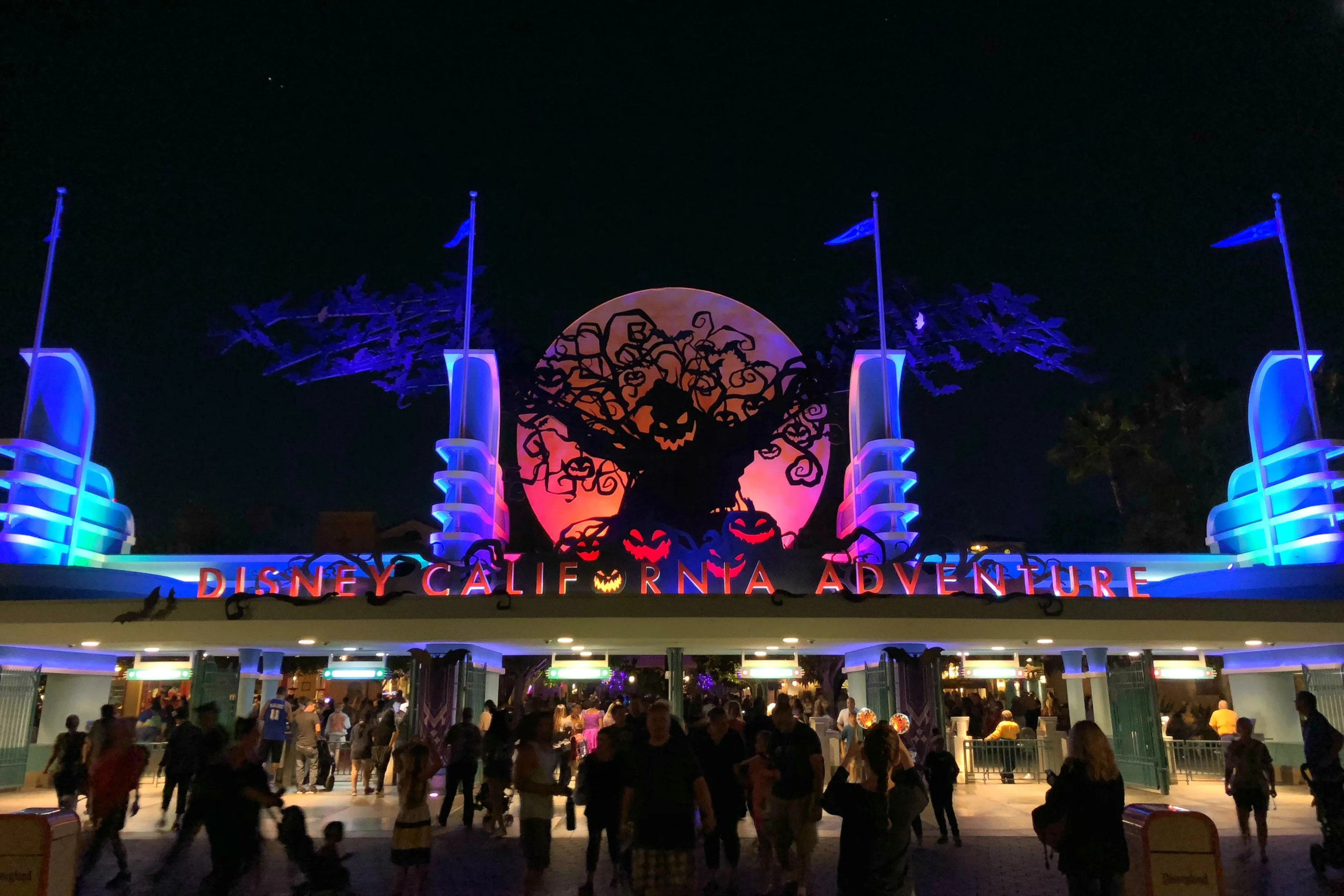 What You Need to Know About Disneyland's New Oogie Boogie Bash Halloween Party