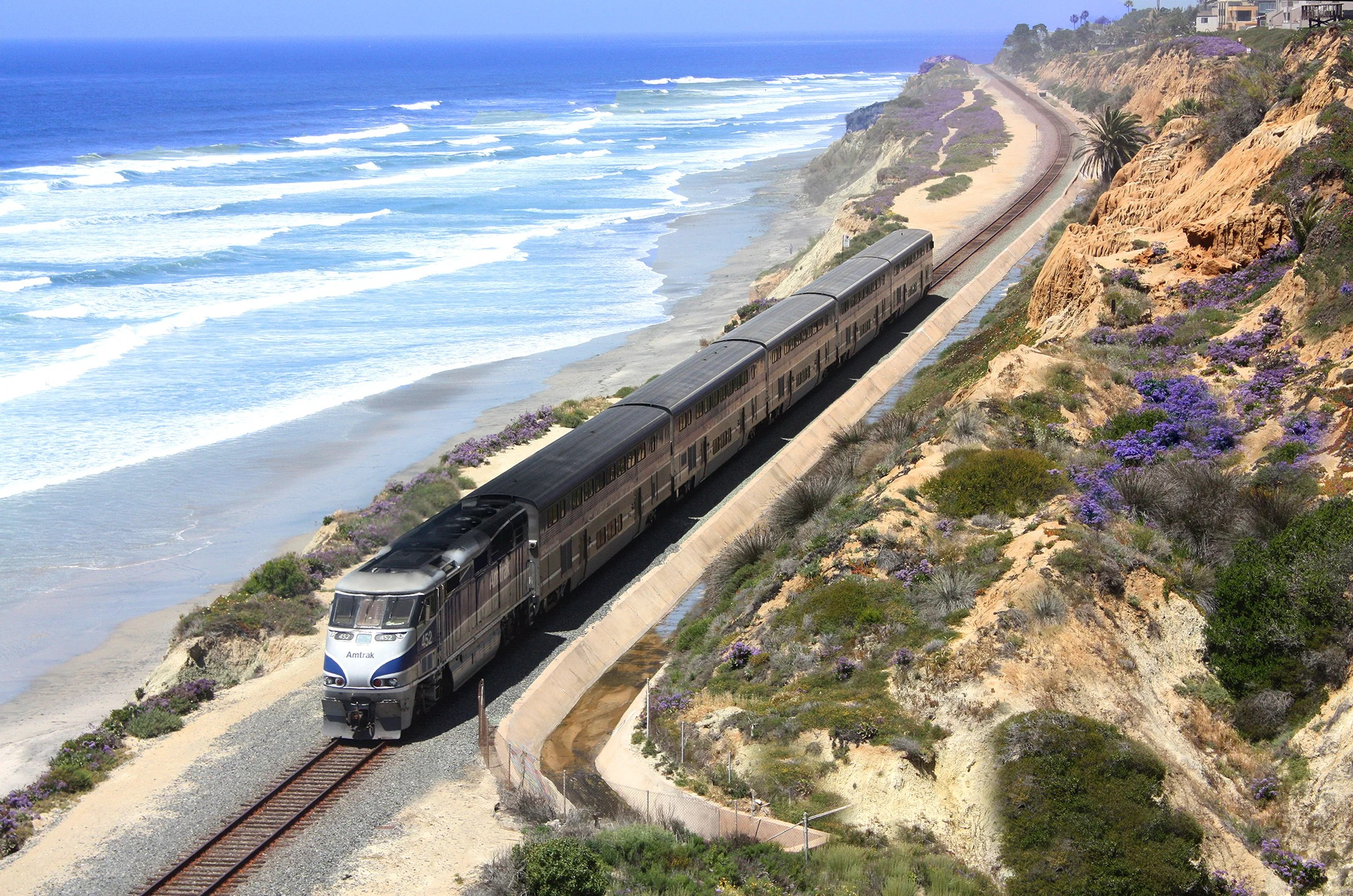 All aboard Amtrak's Pacific Surfliner: The best way from Los Angeles to San Diego