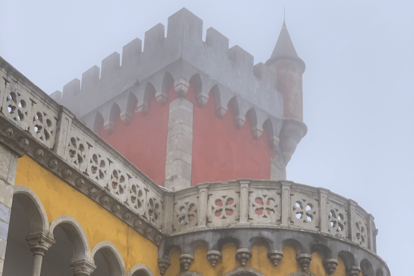 Sintra Cloudy day