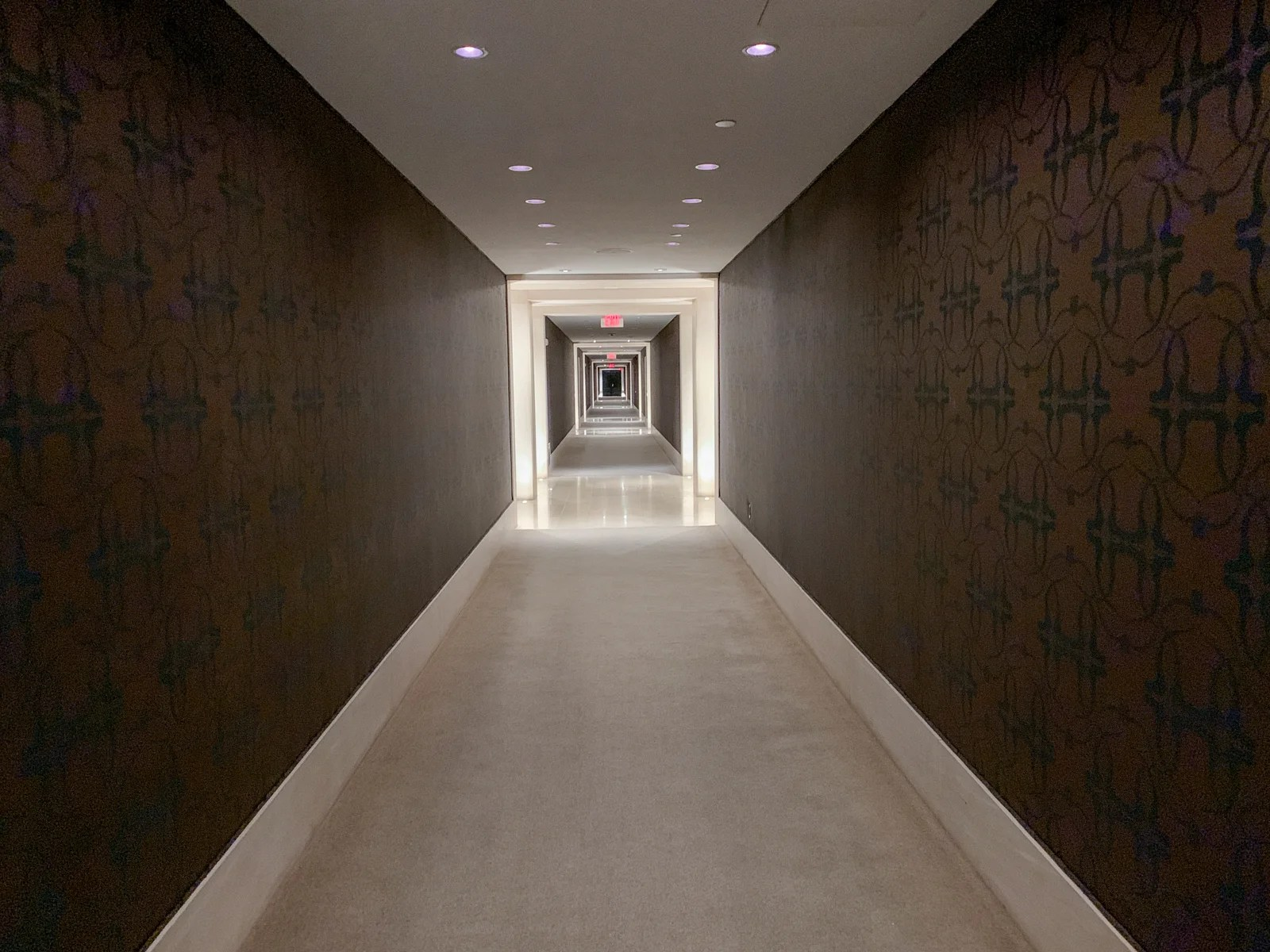 Inside the hidden 51-room luxury hotel at the top of the MGM Grand