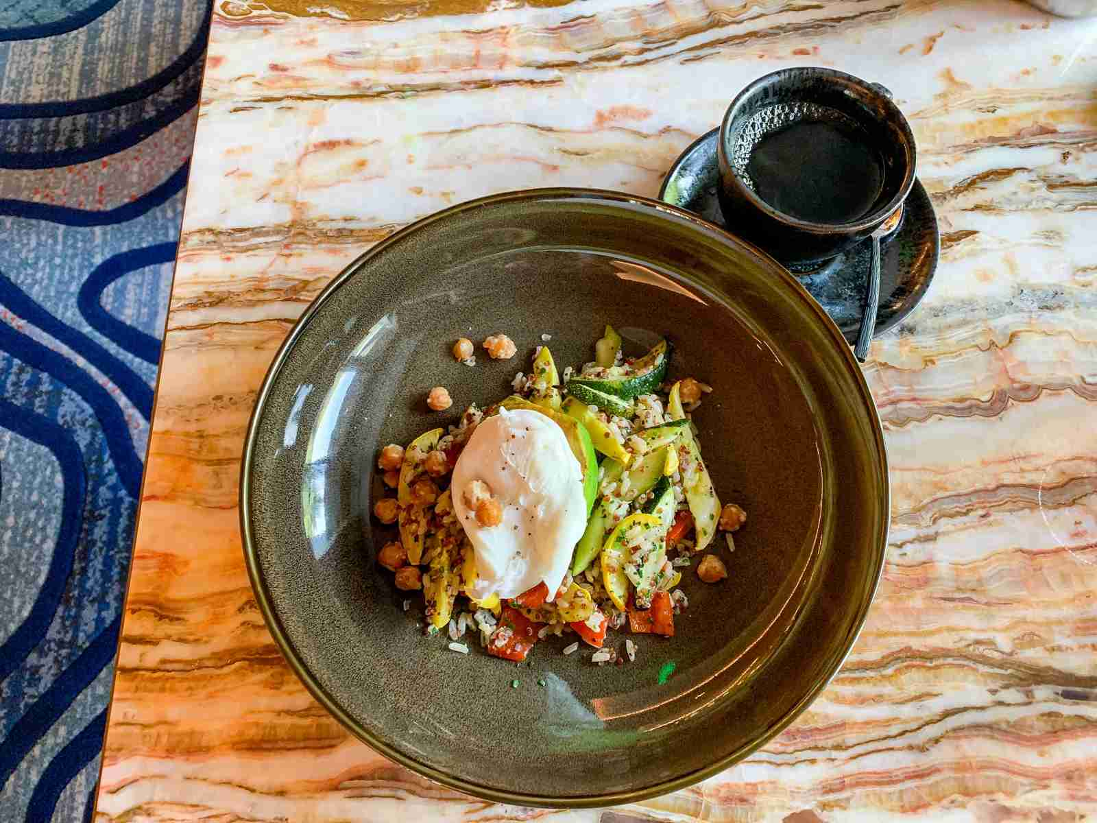 W Aspen breakfast (Photo by Summer Hull/The Points Guy)