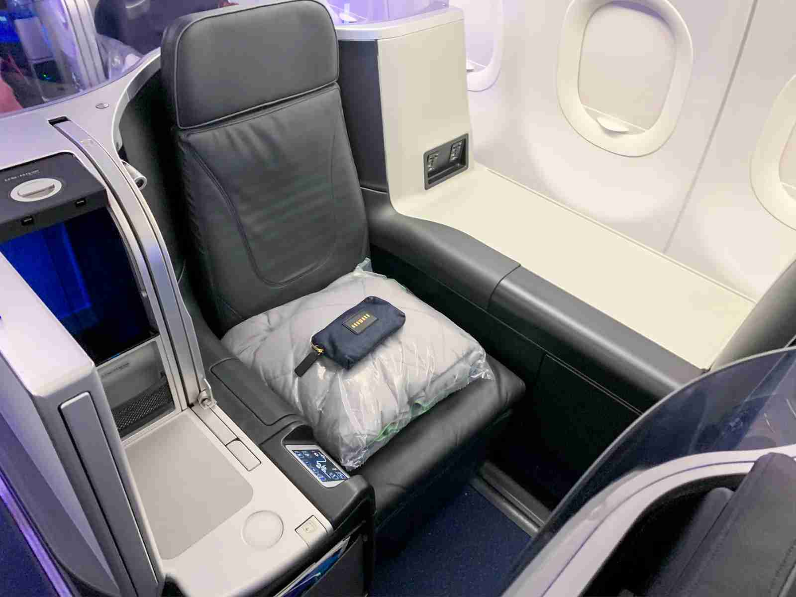 Turn your purchases into luxury flights in JetBlue Mint(Photo by Zach Griff/The Points Guy)