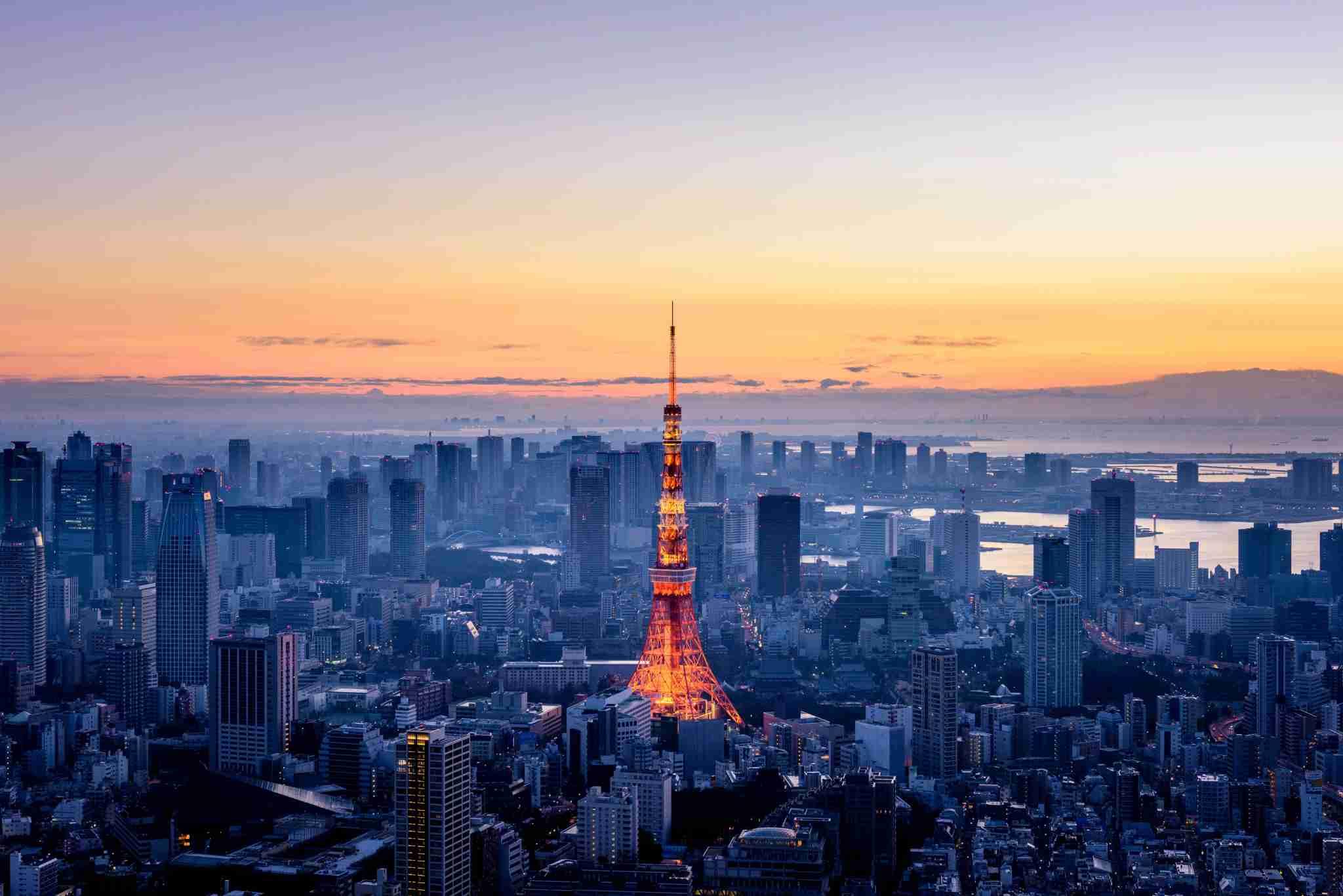 Anyone would love exploring Tokyo. (Photo by Yukinori Hasumi/Getty Images)