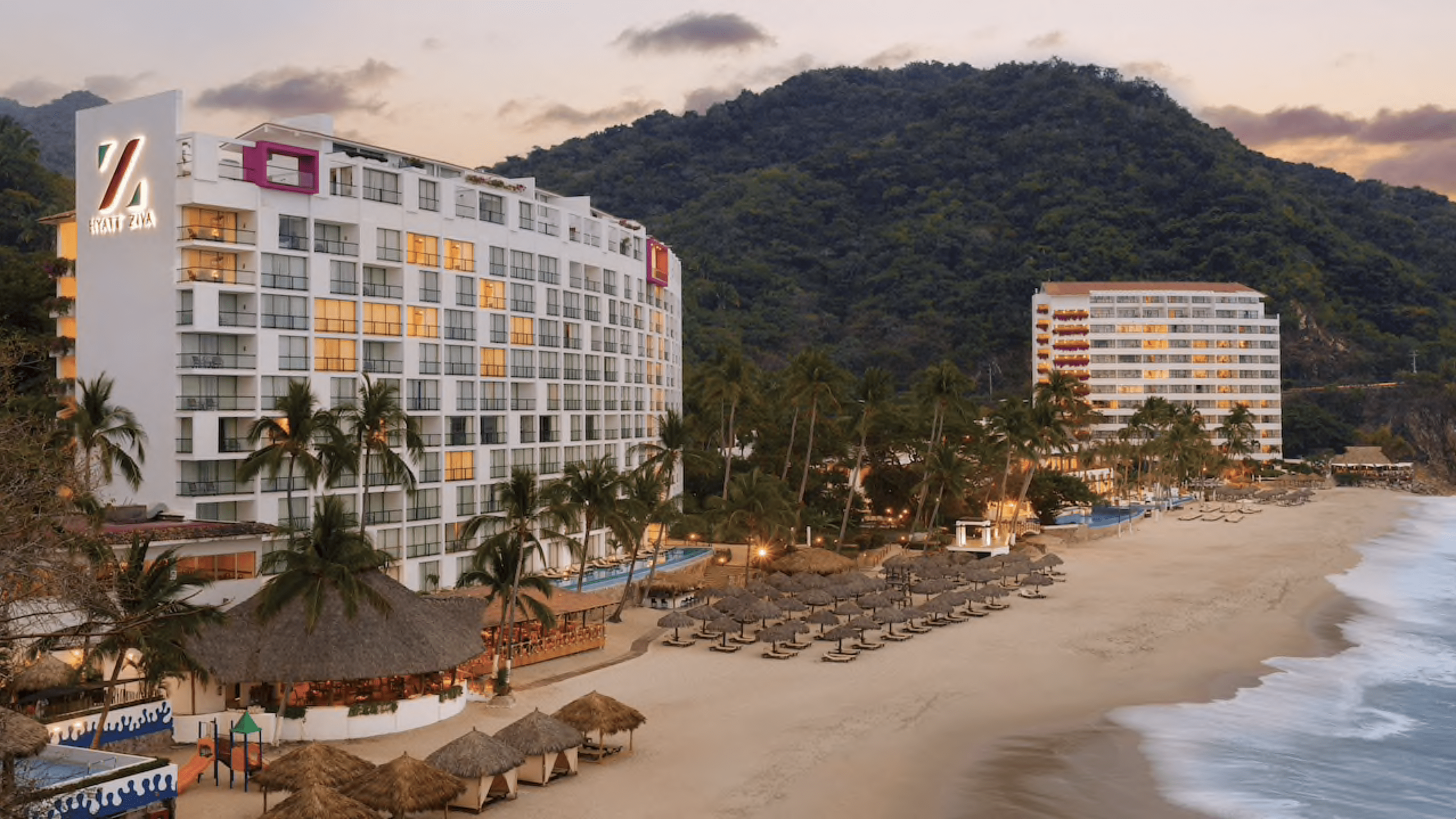 Hyatt Ziva Puerto Vallarta - Don't transfer points: It may be better to book an all-inclusive resort through your credit card portal