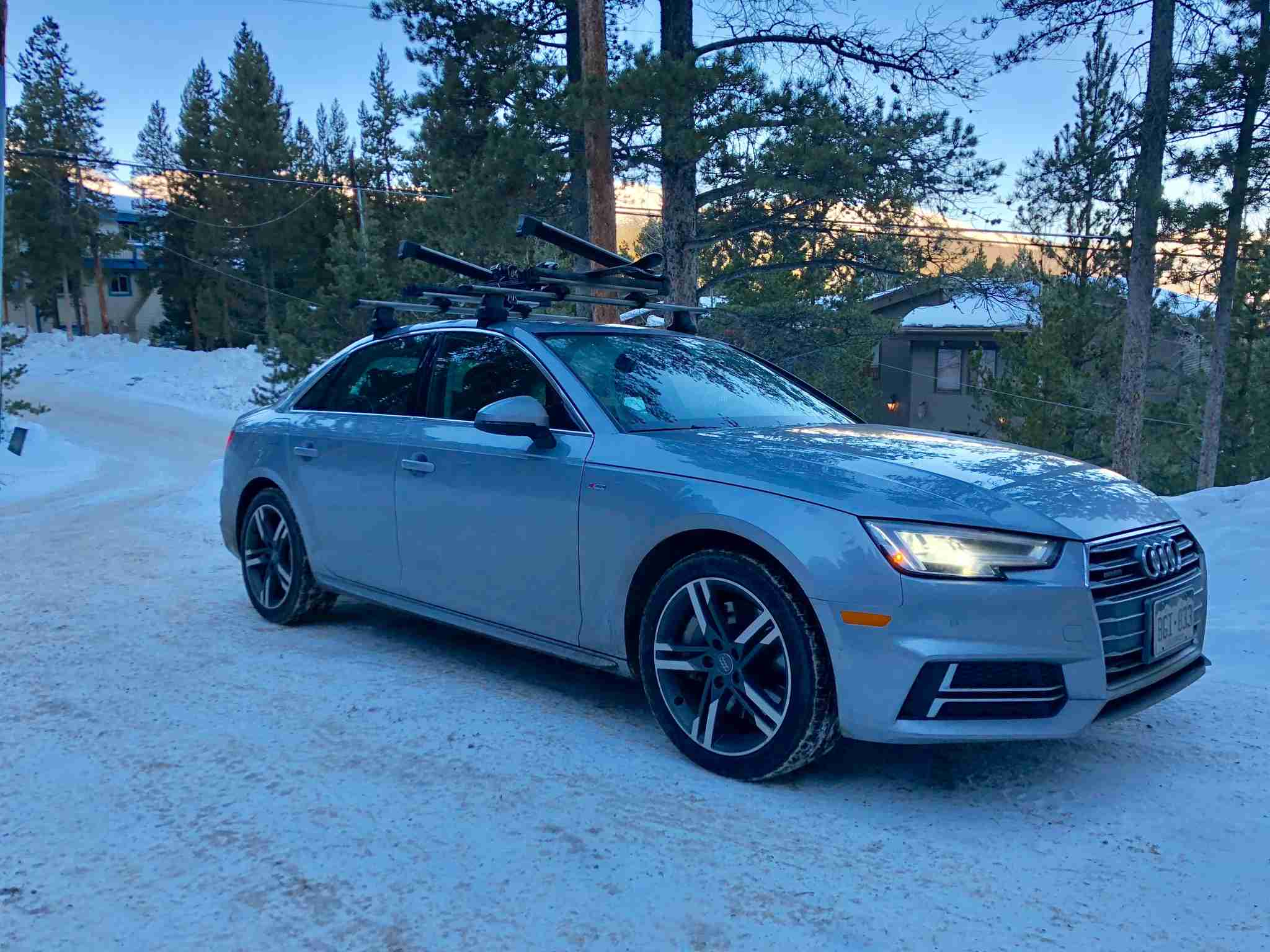 Silvercar in Colorado. (Photo by Summer Hull/The Points Guy)