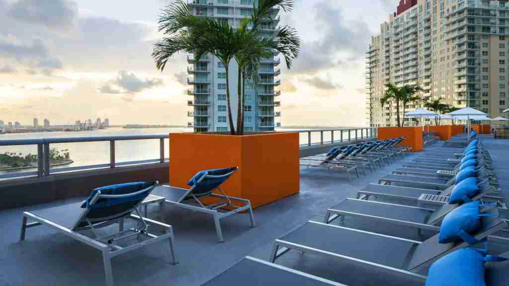 (Photo courtesy of the Hyatt Centric Brickell)