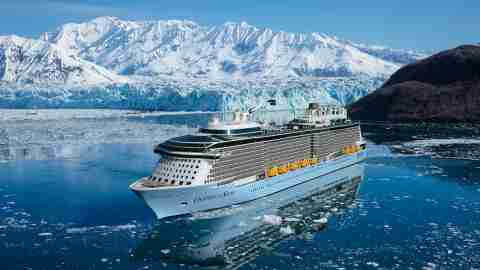 Royal Caribbean Ovation of the Seas Alaska