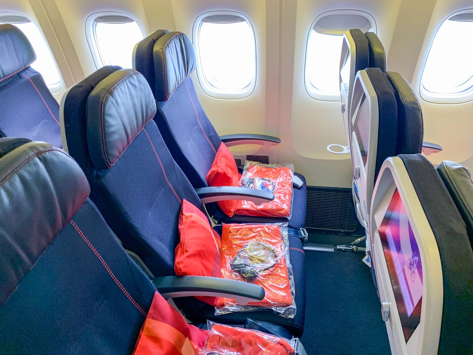 French Connection: A review of Air France economy on the 777 from Paris to New York