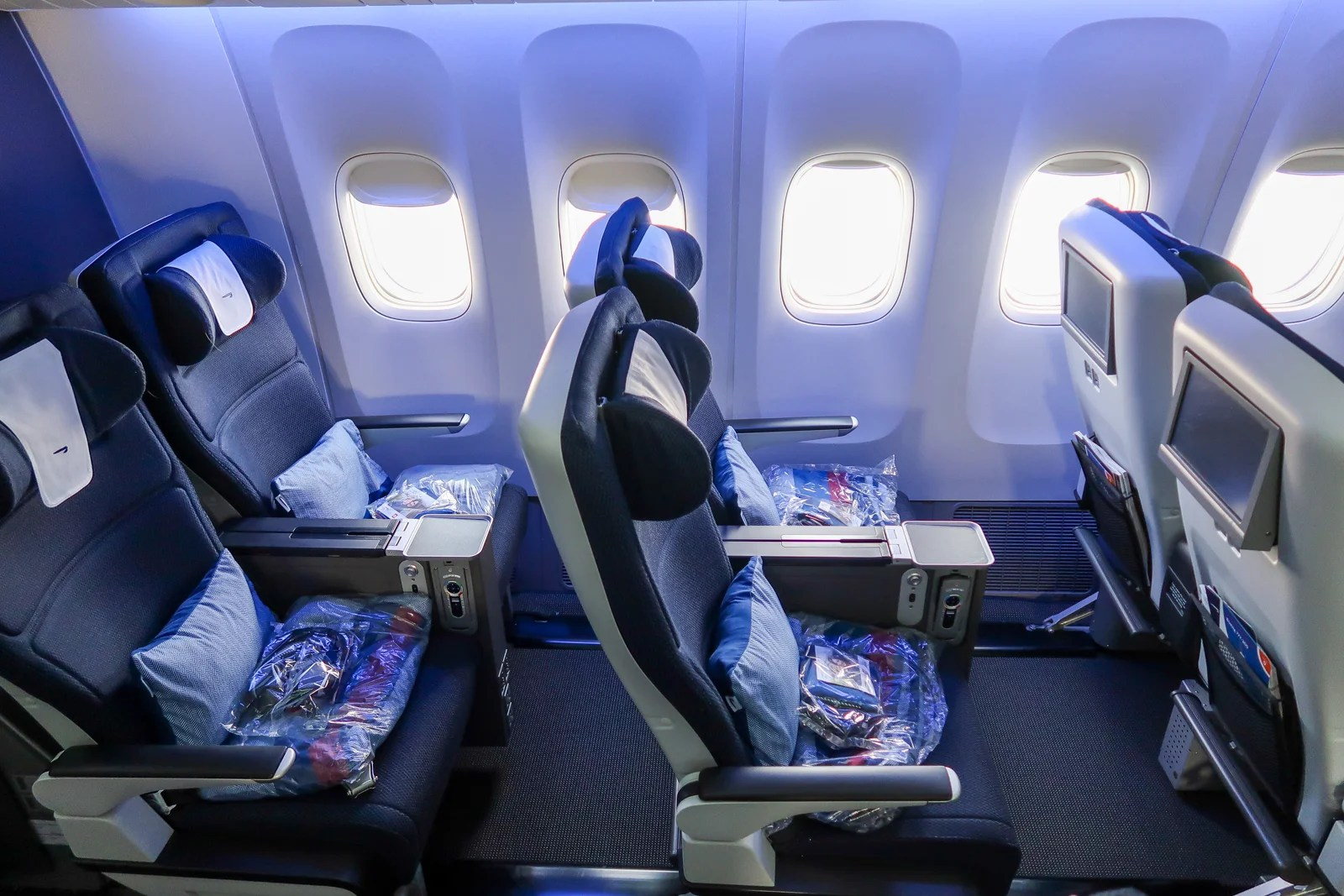 Refreshed but with room for refinement: A review of British Airways World Traveller Plus on the refurbished 777