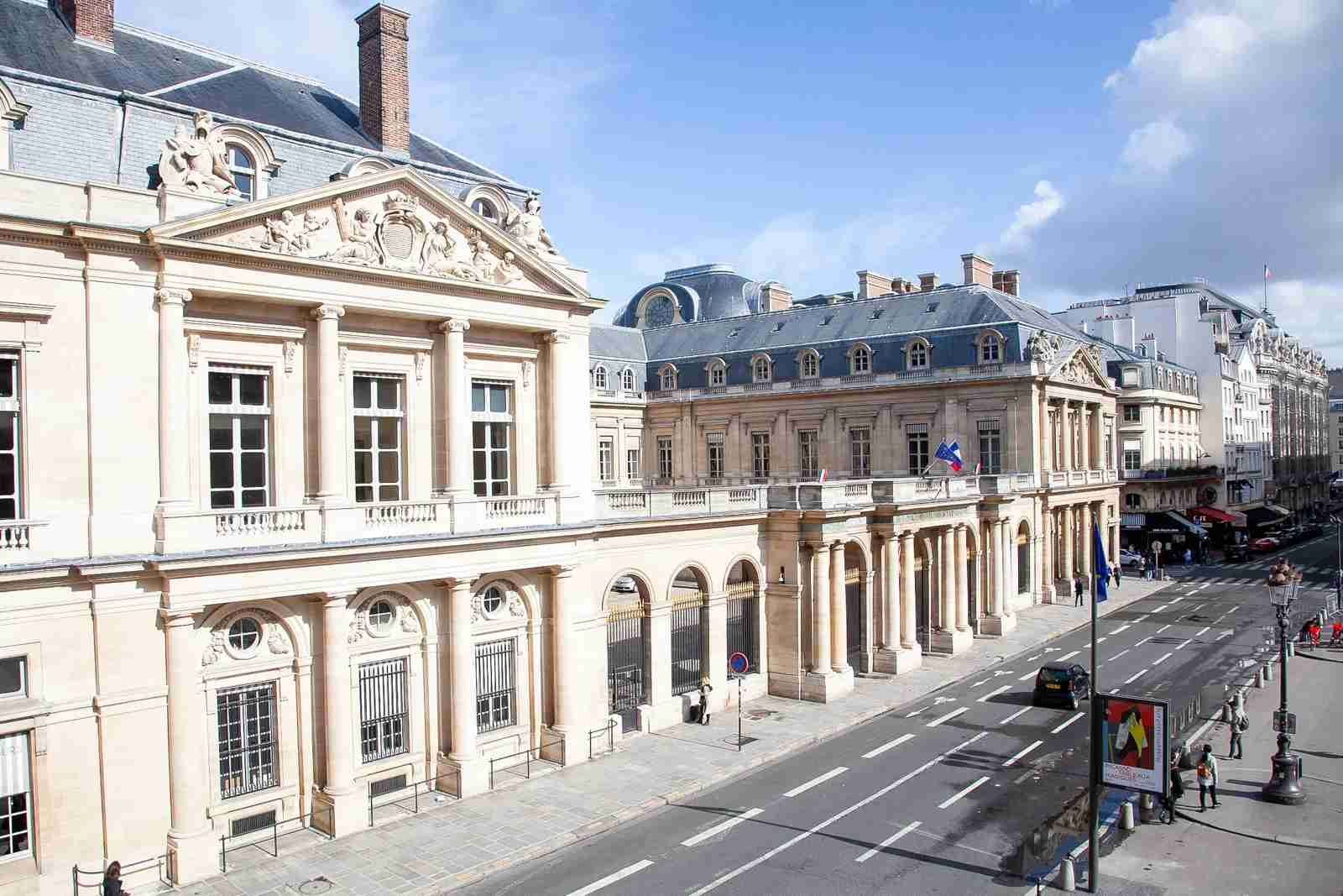 Hotel du Louvre Hyatt Paris