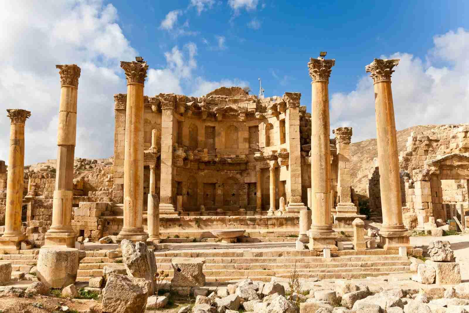 Amman, Jordan. (Photo by Veeravong Komalemena/EyeEm/Getty Images)