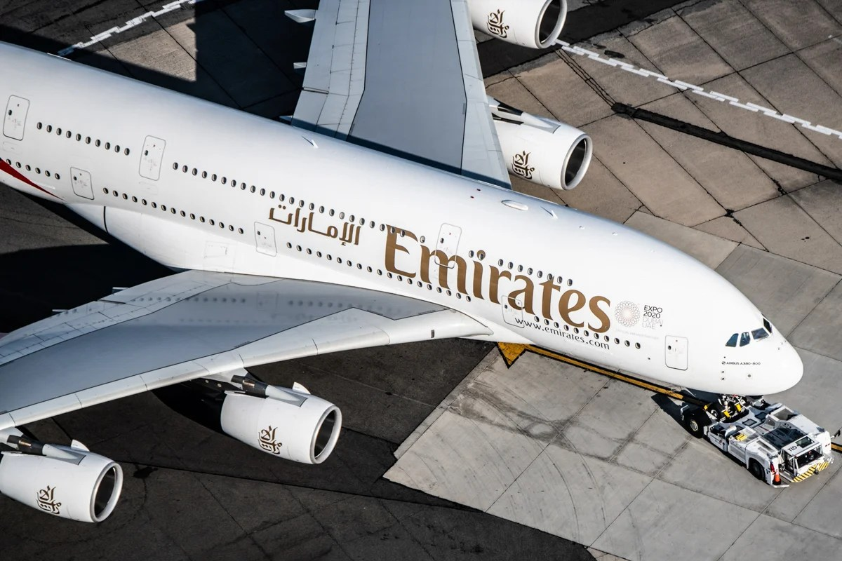 Emirates massively reduces fuel surcharges on award tickets