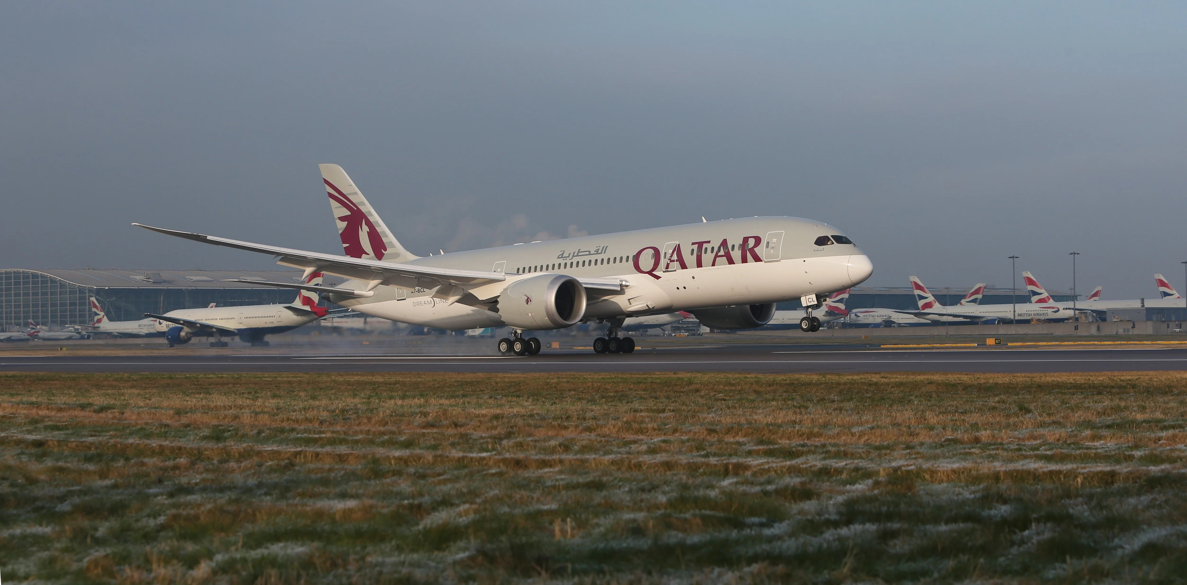 Qatar Airways delays 787-9 delivery due to new Qsuite design