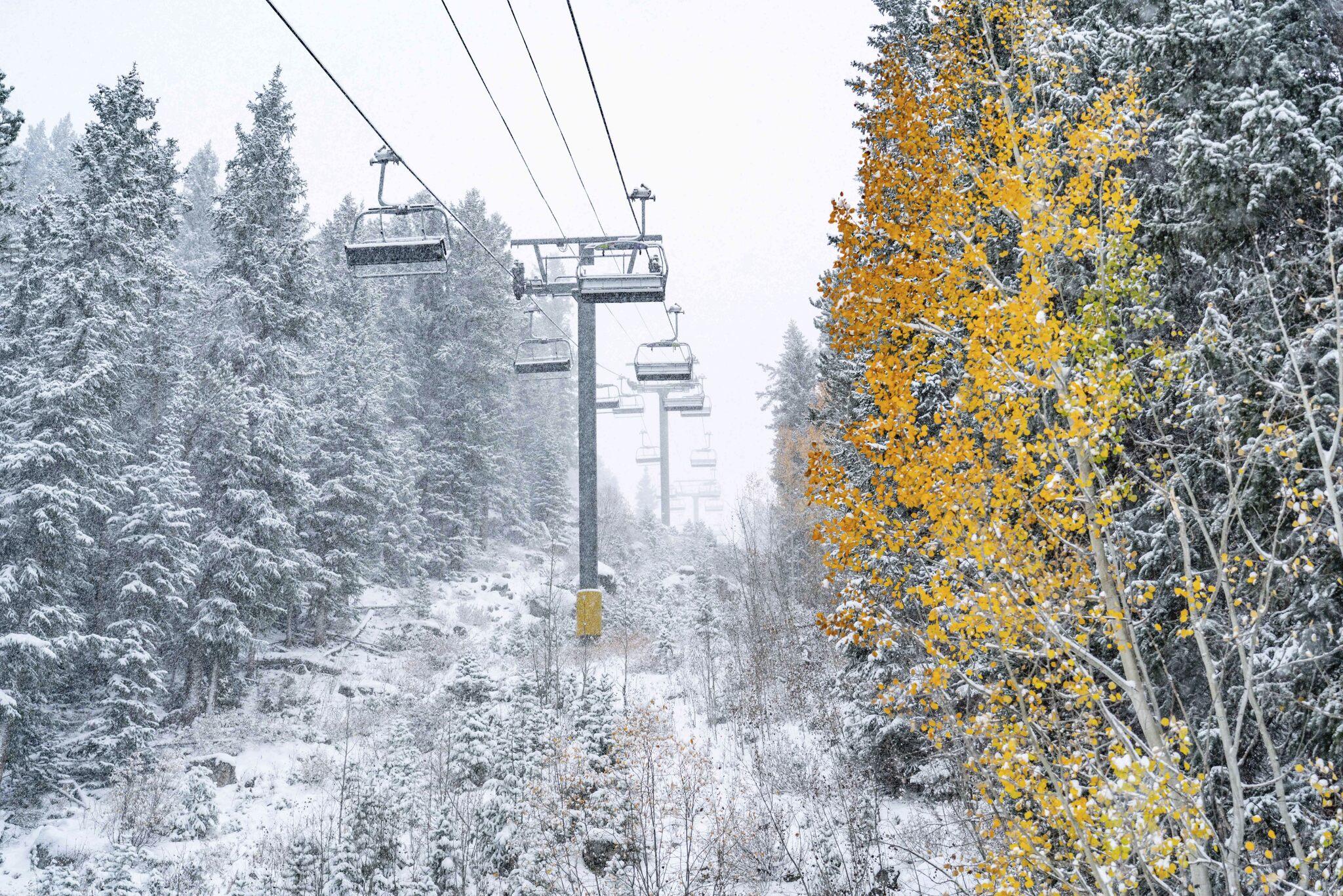 How the U.S. ski season is getting longer
