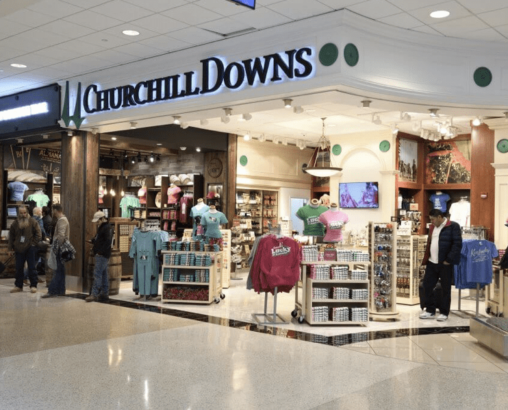 Photo courtesy of Louisville Muhammad Ali International Airport