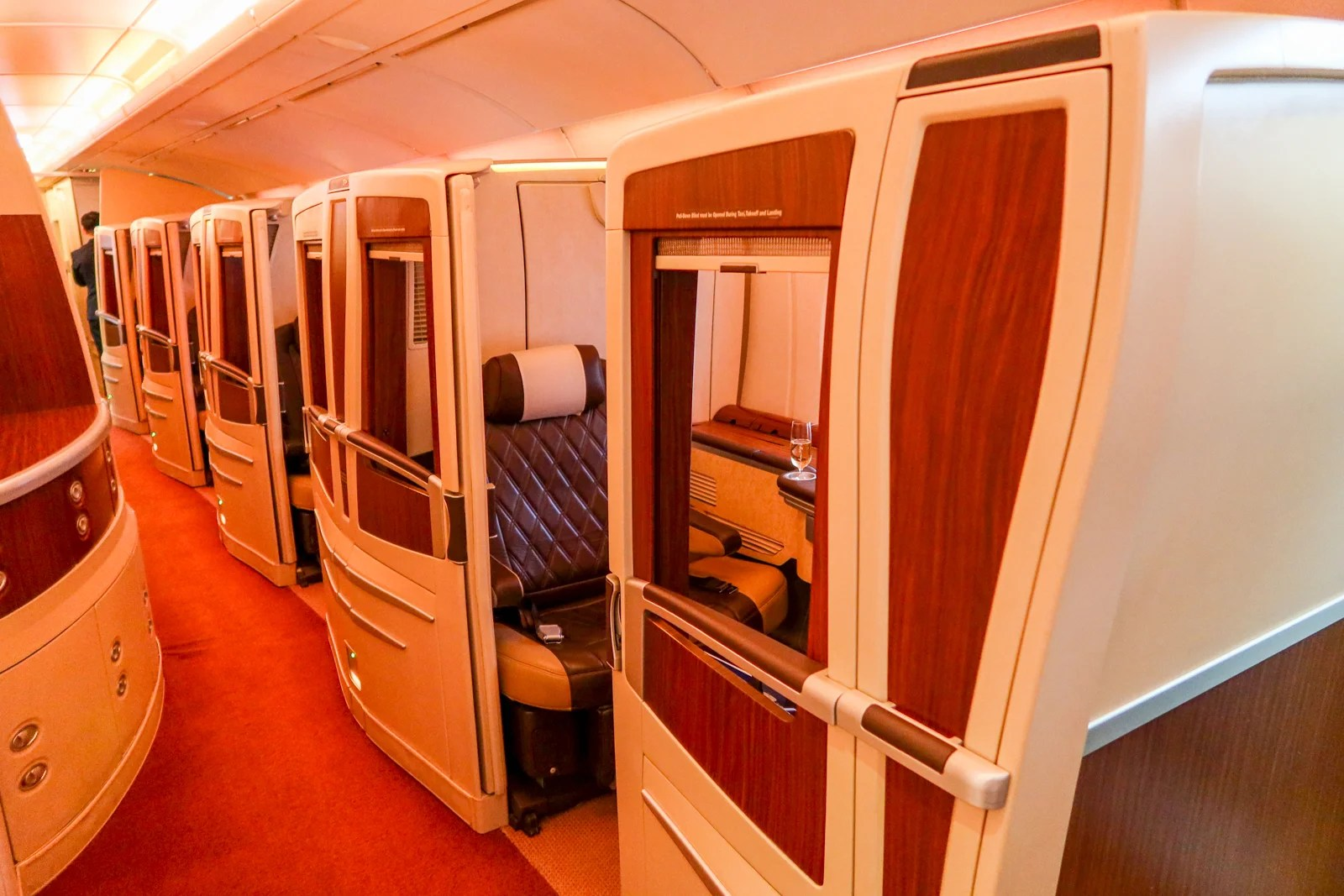 Still world-class: A review of Singapore Airlines Suites on the A380 from Frankfurt to New York