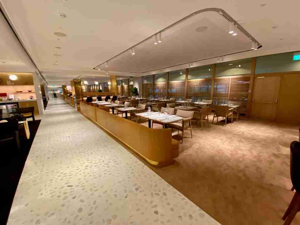 20191121 SIN QantasFirst Lounge ZGriff 8