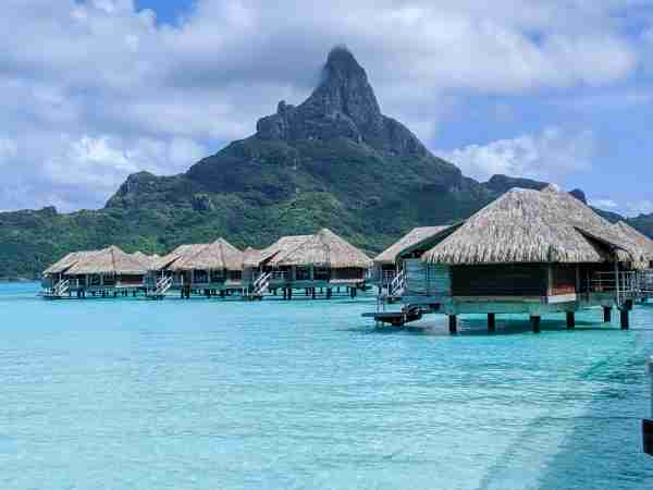 Platinum status comes with upgrades and several other perks, even at luxury properties like the InterContinental Bora Bora. (Photo by JT Genter/The Points Guy)