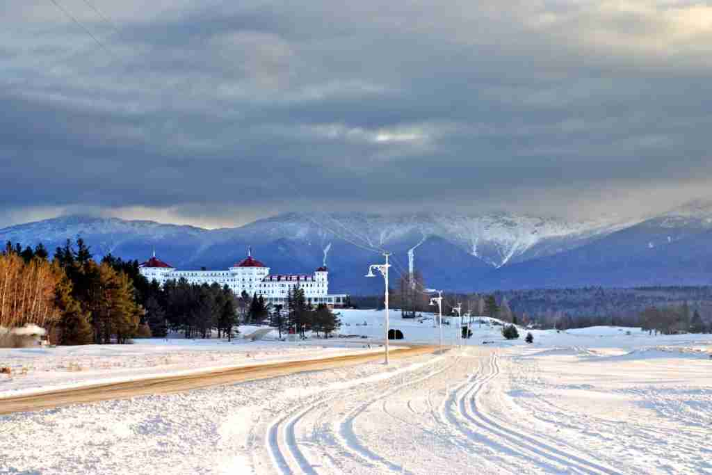 Bretton Woods Mountain in New Hampshire. (Photo by coleong/Getty Images)