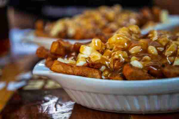 Poutine. (Photo by JML Images/Getty Images)
