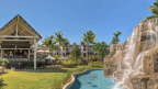 Radisson Fiji resort pool