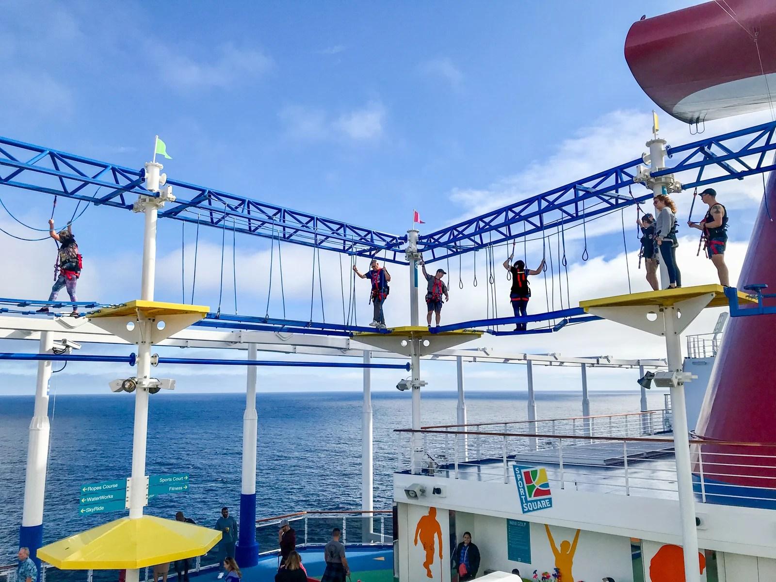Carnival Panorama Deck Plan