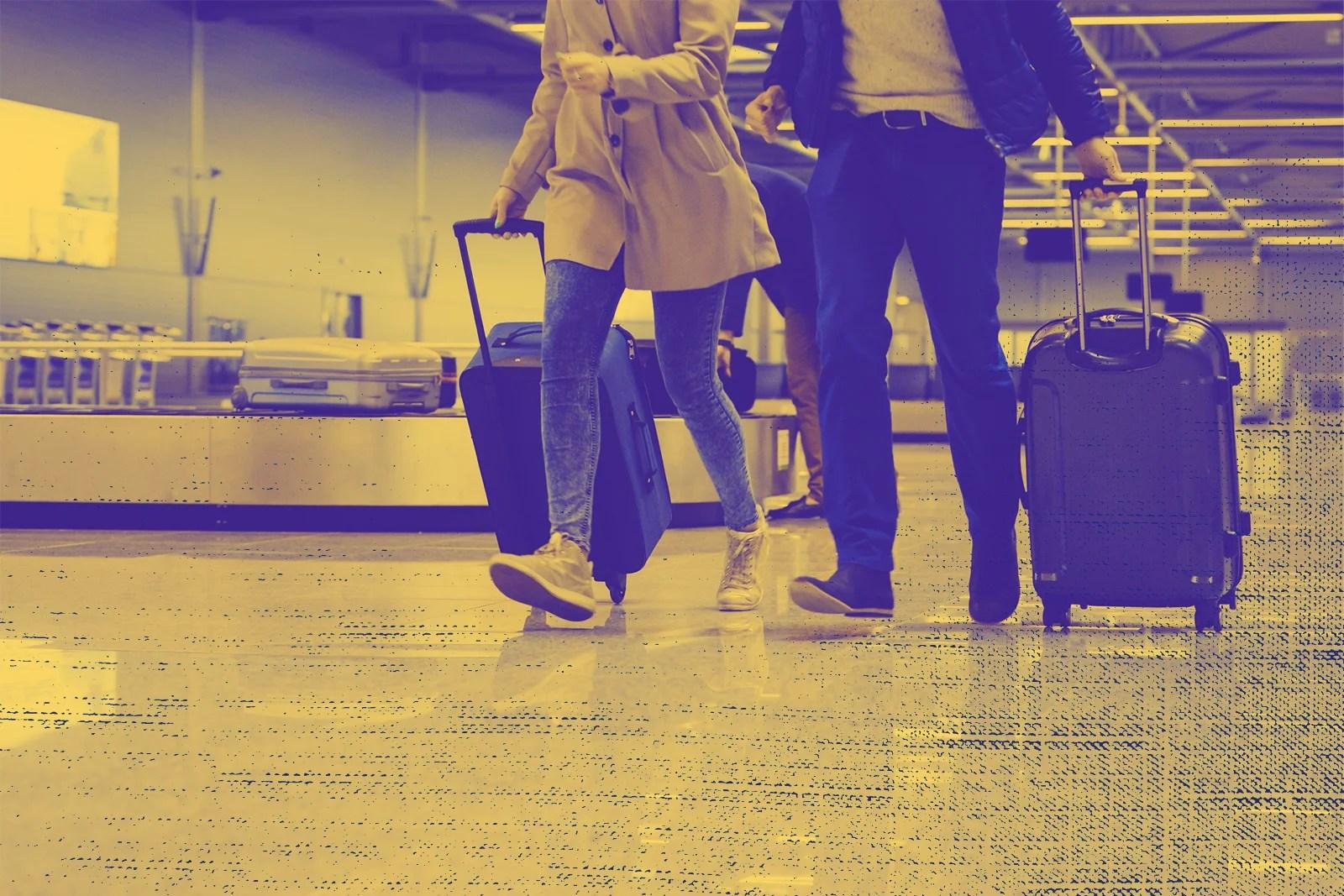 'Your flight already left' — reader mistake story