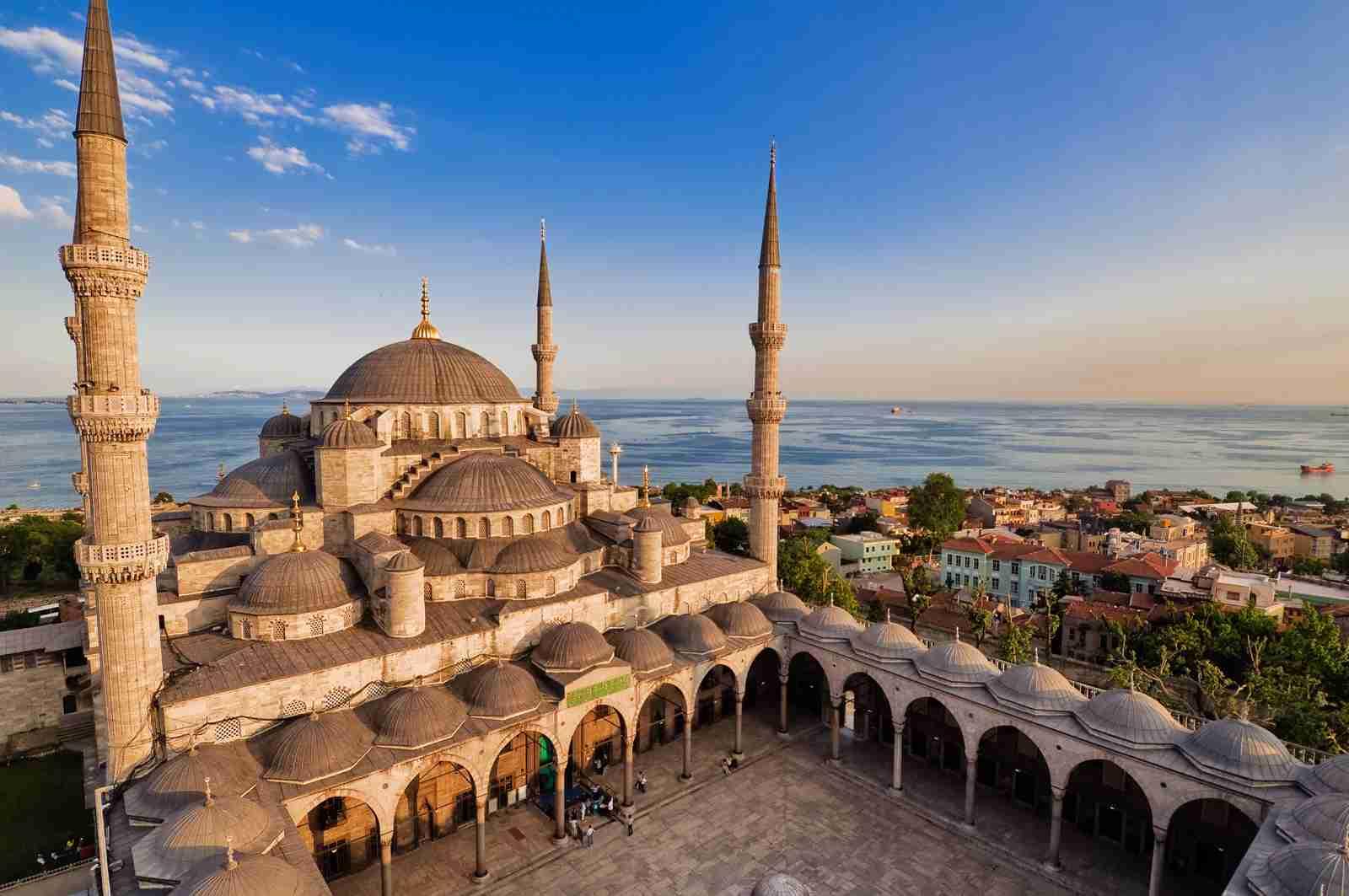 Istambul, Turquia. (Foto de DOZIER Marc / Getty Images)