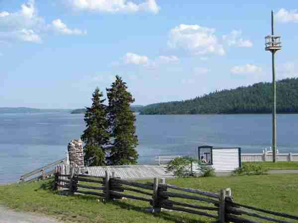 Lake Temiskaming. (Photo by P199/Wikipedia)
