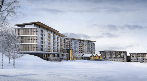 Image courtesy of Park Hyatt Niseko.