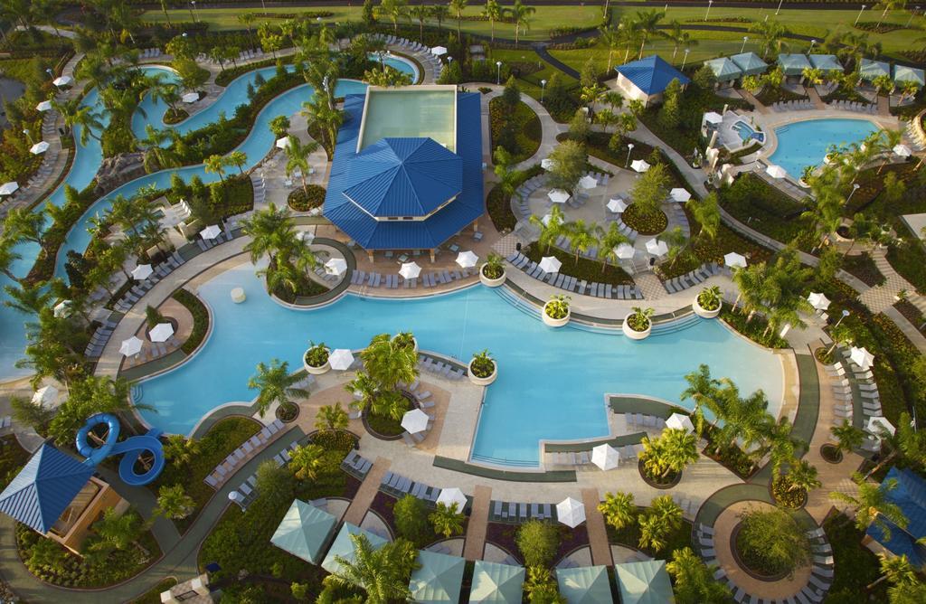 The Hilton Orlando