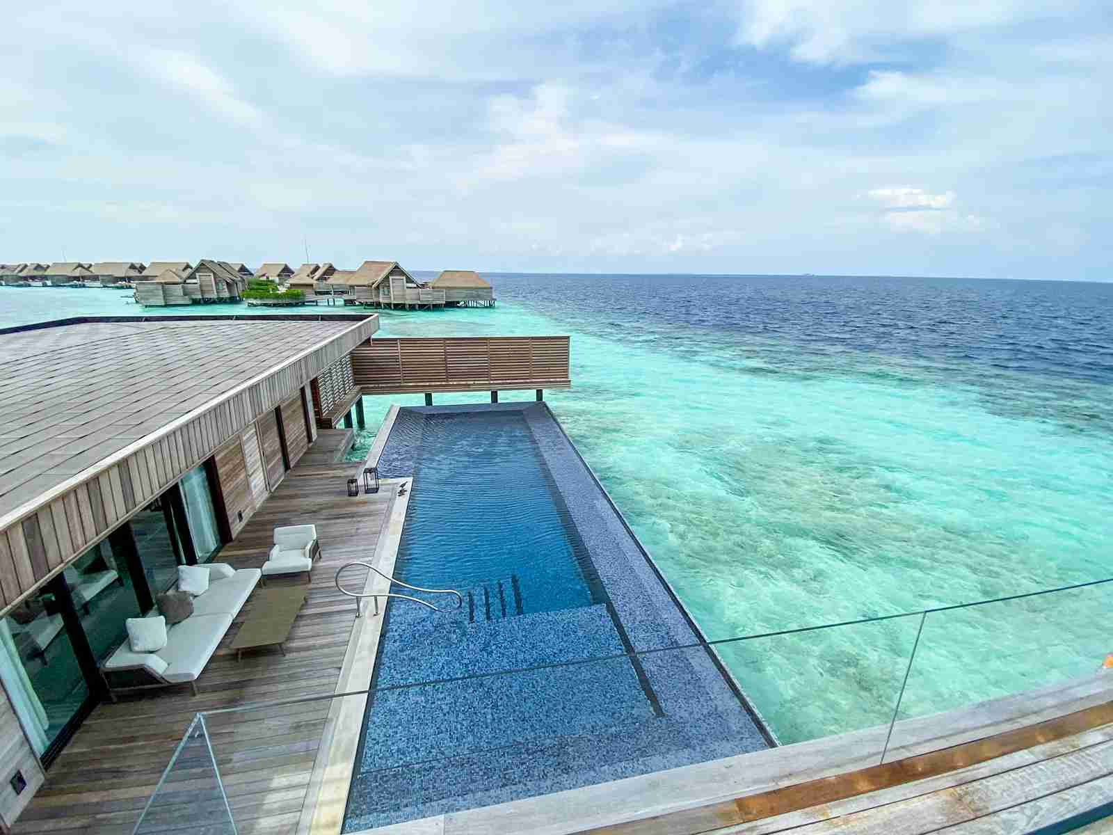Waldorf Astoria Maldives (Photo by Brian Kelly/The Points Guy)