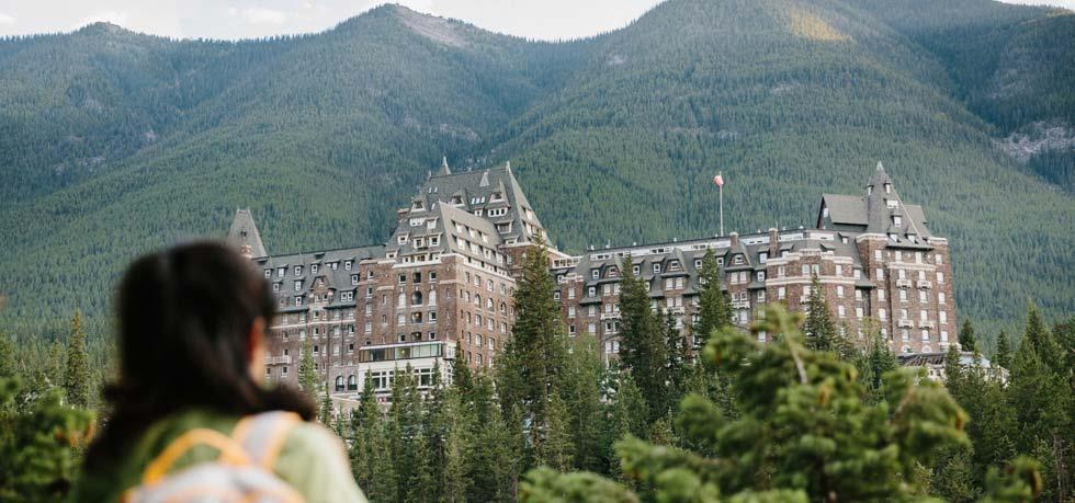 Image courtesy of the Fairmont Banff