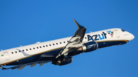 JetBlue founder's new U.S. airline to launch with Azul E-Jets