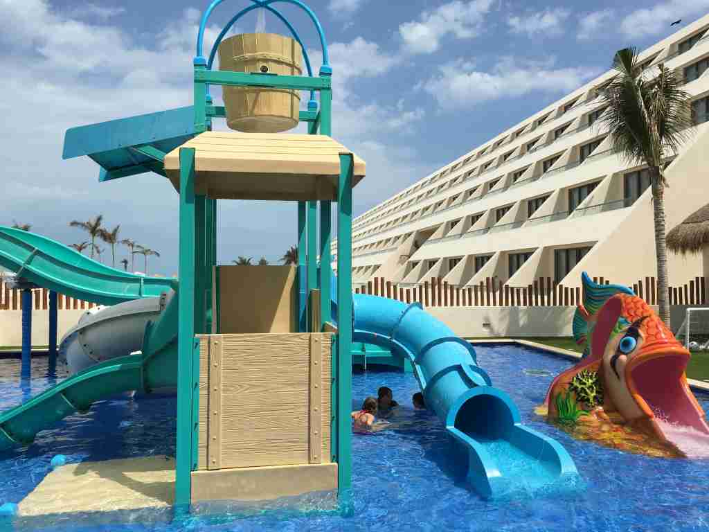 Hyatt Ziva Cancun Kids Club (Summer Hull / The Points Guy)