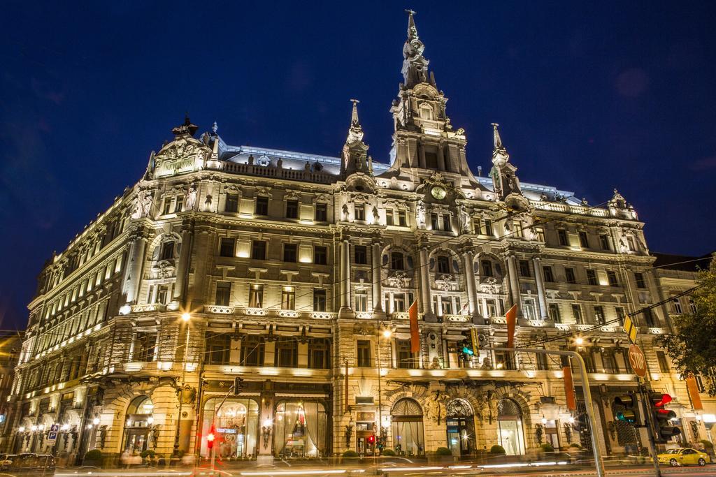 The New York Palace hotel Budapest (photo courtesy of booking.com)