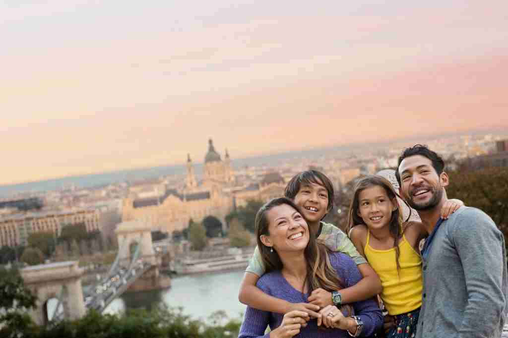 Adventures by Disney family group tours