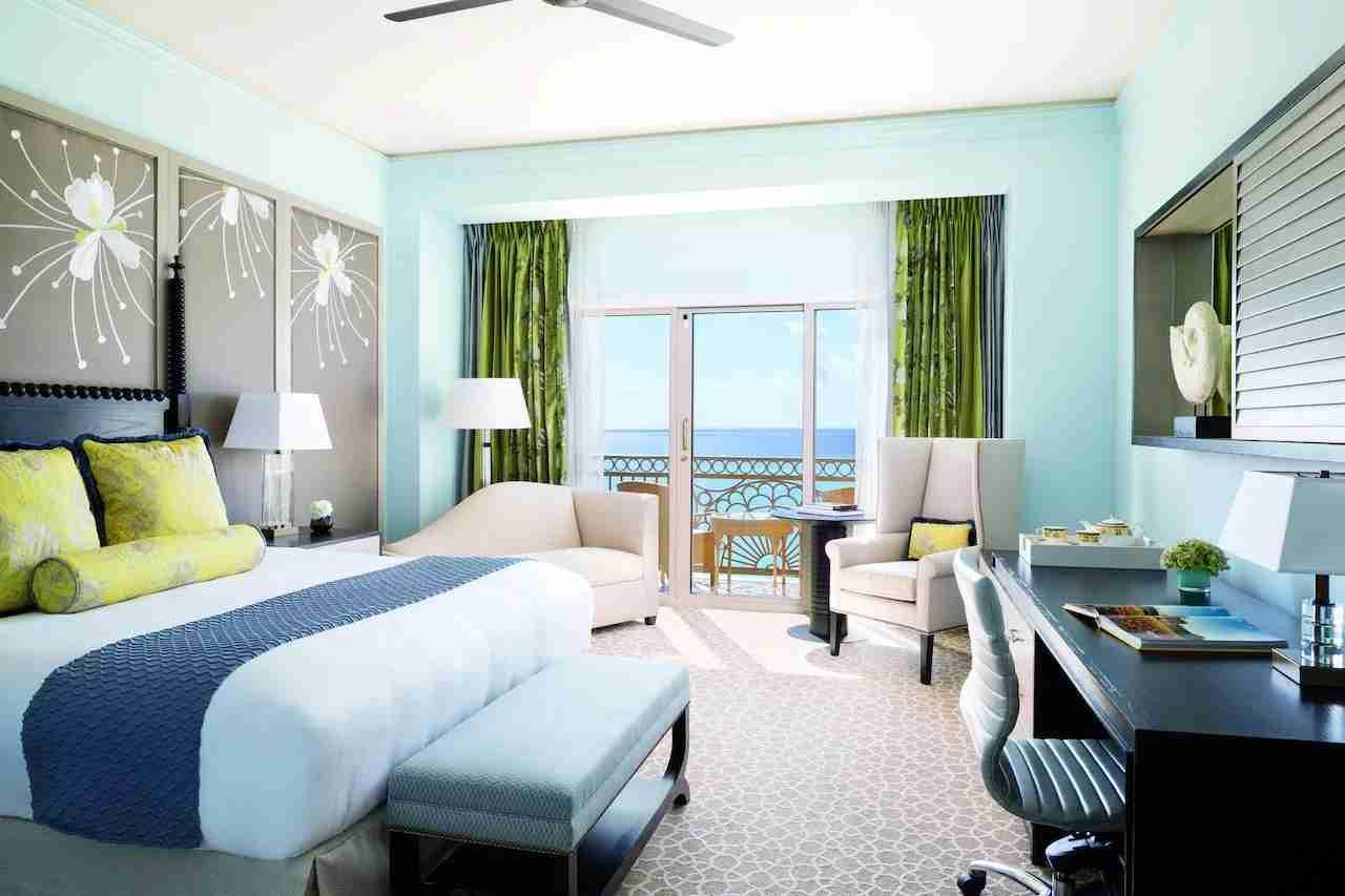 Ritz Carlton Grand Cayman (photo courtesy of booking.com)