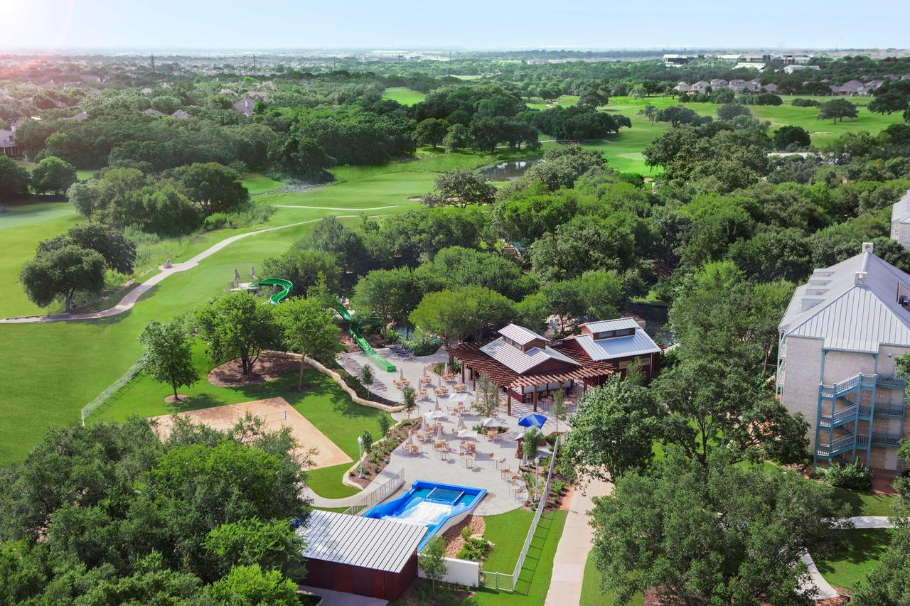 (Photo courtesy of Hyatt Regency Hill Country Resort & Spa)