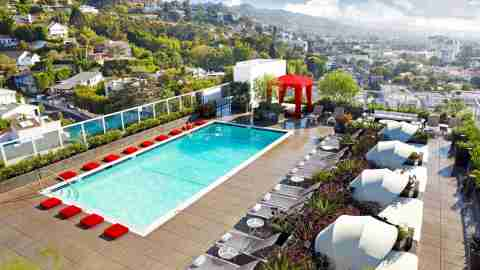 Andaz West Hollywood Pool-1